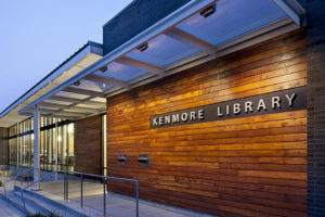 Community event Kenmore Library