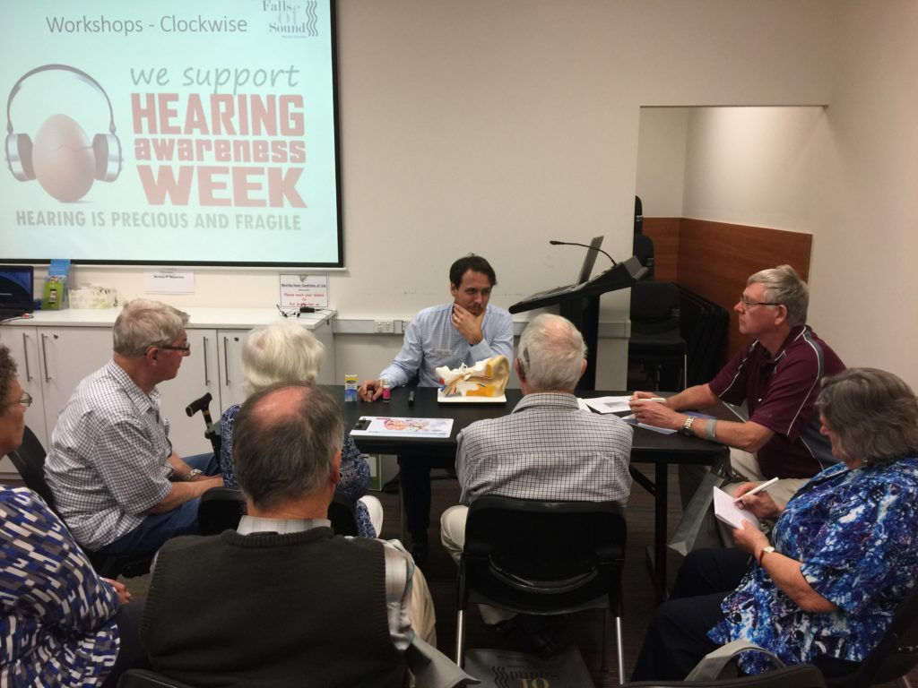 Hearing Awareness Week Workshop