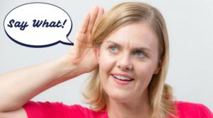 loss hearing