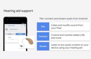 Direct Streaming From Android To Bluetooth Hearing Aids