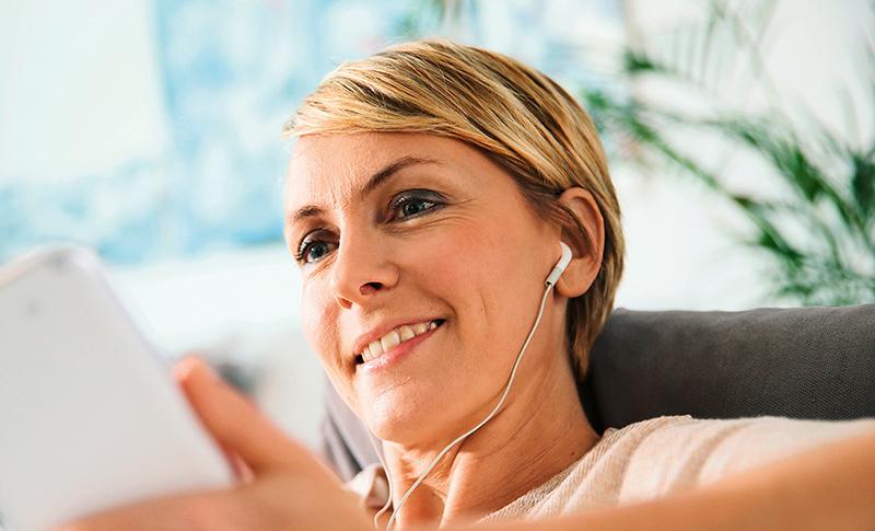 Lyric ear phones