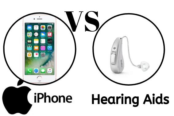 iPhone Hearing Aids