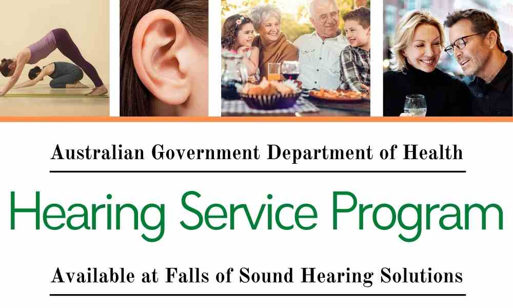 What the government does for your hearing
